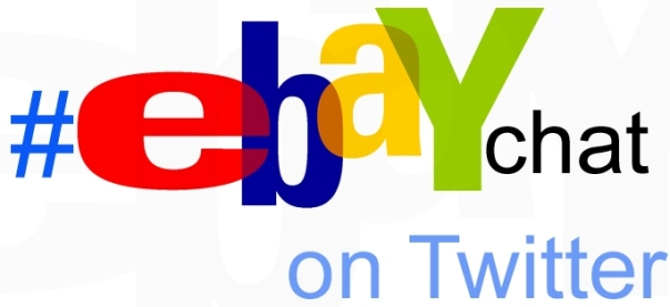 eBay chat on Twitter