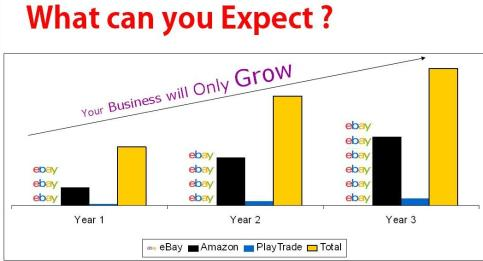 Grow your business with eBay and Amazon