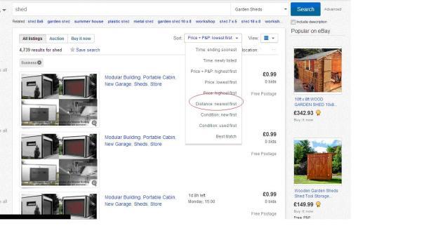 eBay Local Deals