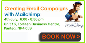 Creating Email Campaigns with Mailchimp: Torfaen Business Centre