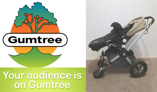 Gumtree Customer Journey