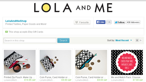 lola and me etsy store