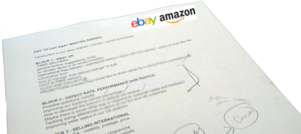 Bespoke Onsite eBay and Amazon Training London